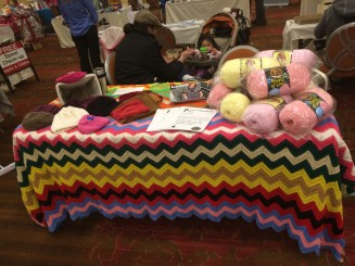 Charity Drive: Pounds of Handmade Love for Pounds of Love Yarn