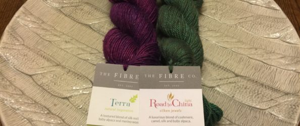 The Fibre Co.'s Terra and Road to China Light