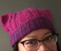SomeBunnysLove's Pussy Hat Project in The Fibre Co. Yarns